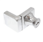 UV Glass Bonding Lock for Single Inset Door Cabinet UV-407I