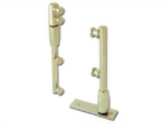Glass Door Hinge 3000-02