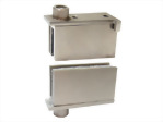 CABINET GLASS DOOR HINGE WITH STOPPER 3010-10