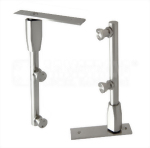 Glass Door Hinge 3000-03