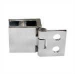 CABINET GLASS DOOR HINGE. GLASS TO WALL IN 90 DEGREE 3010-06-GW-90