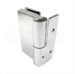 Lift-Off Hinge - Glass to Wall - for left door use