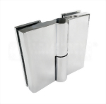 Lift-Off Hinge - Glass to Glass - for left door use