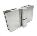 雙邊固定升降玻璃鉸鍊-玻璃對玻璃(右門用)