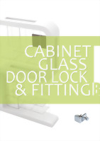 ARMSTRONG CATALOG V40 - Cabinet Glass door lock & fitting