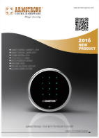 ARMSTRONG Lock Catalogs 2016 Part 2