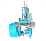 T型雙頭氣壓式高週波塑膠熔接機-氣壓連結式(泡殼專用機)