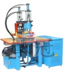 T-type with oil pressure double heads high frequency plastic welding machine