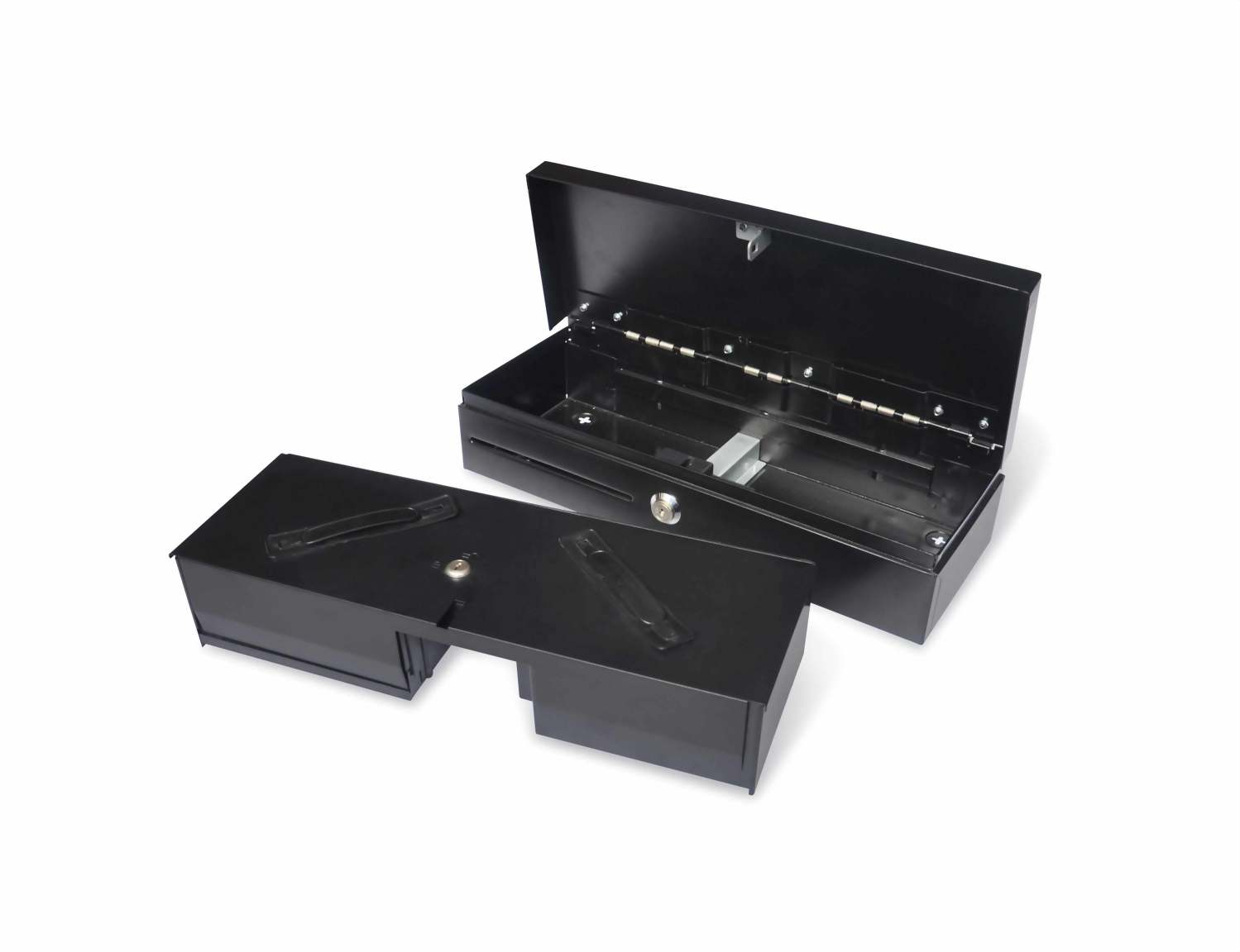 Flip-Open Durable Cash Drawer PCD-438