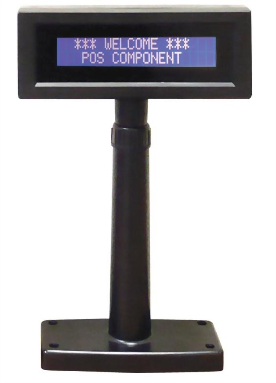 Graphic LCD Customer Display DSP-870