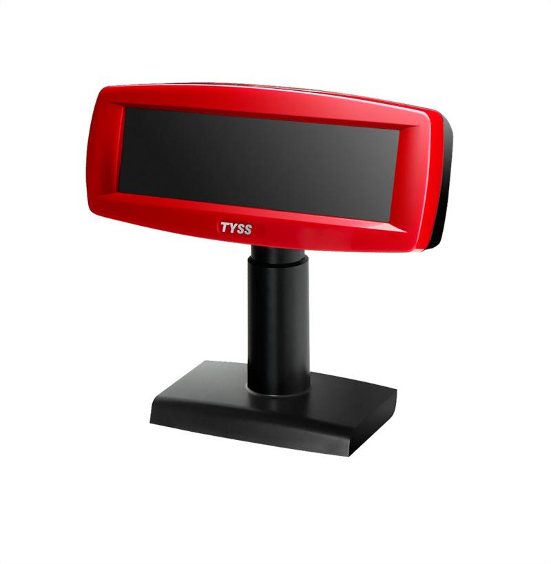 Vacuum Fluorescent Customer Displays VFD-895