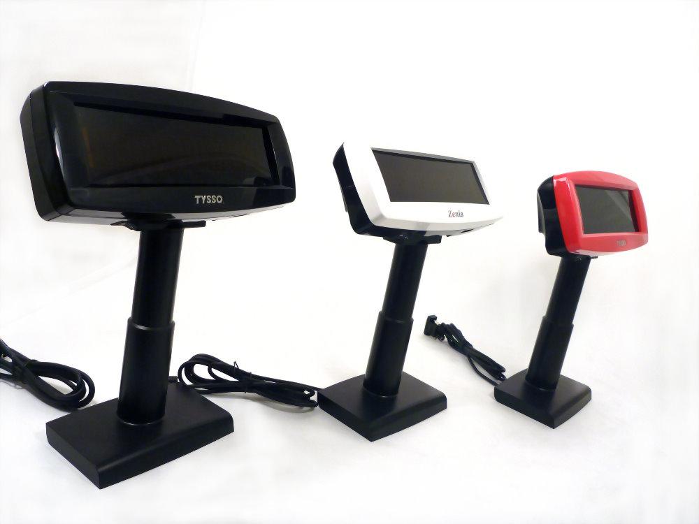 Vacuum Fluorescent Customer Displays VFD-890