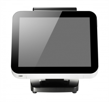 Full Flat Touch POS Systems POS-9000-B