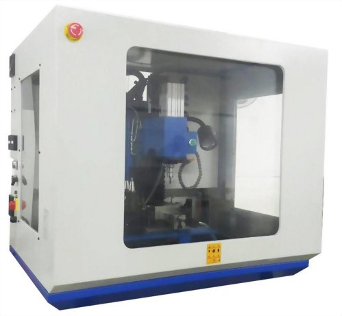 LKC20G CNC Small Milling Machines