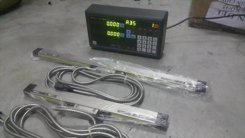 MITUTOYO 銑床用 光學尺
