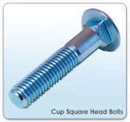 Cup Square Head Bolts