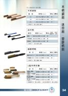 11-2木柄銅刷/迷你刷/塑膠柄刷/U型木柄刷
