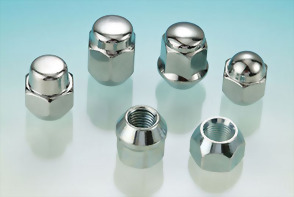 01-06-Wheel Cap Nuts & Wheel Nuts