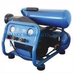 2HP Oil-Lube Air Compressor w/16L Twin Tank