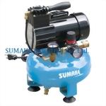 1/6HP Oil-Less Nini Air Compressor w/4L Tank