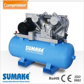 10HP dos etapas del tipo de correa Compresores de Aire