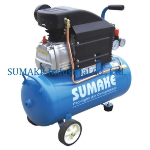 2HP Direct Driven Air Compressor w/24L Tank