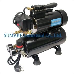 1/6HP Oil-Less Mini Air Compressor w/3.5L Air Tank