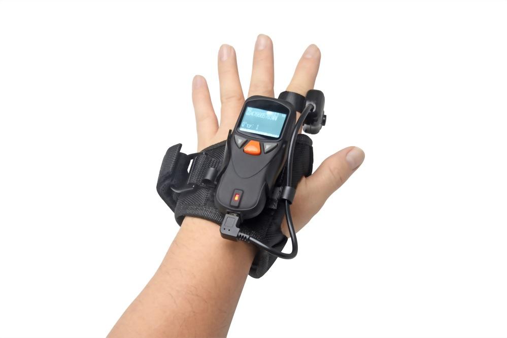 RIOTEC wearable pocket scanner