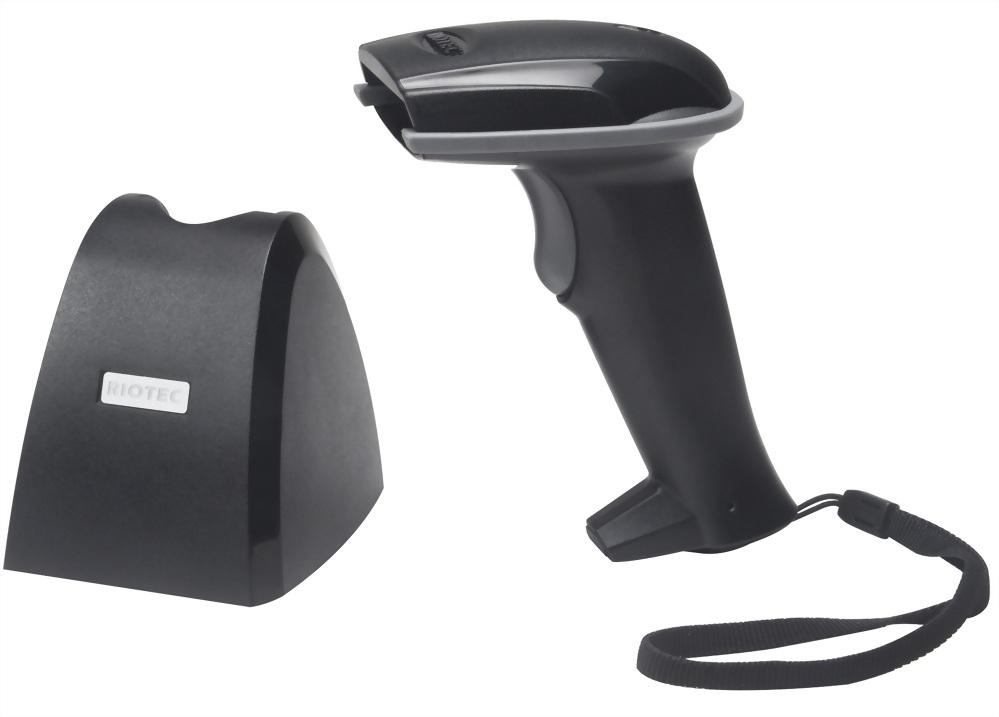 Wireless Barcode Scanner - 1D iCR6307ABU/ABQ
