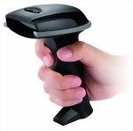 Handheld CCD Barcode Scanner, RIOTEC CR6307A, Wired Barcode Scanner, Corded Barcode Scanner