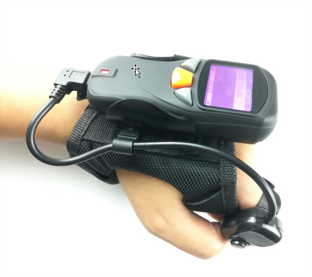 Wearable pocket barcode scanner iDC9607AW