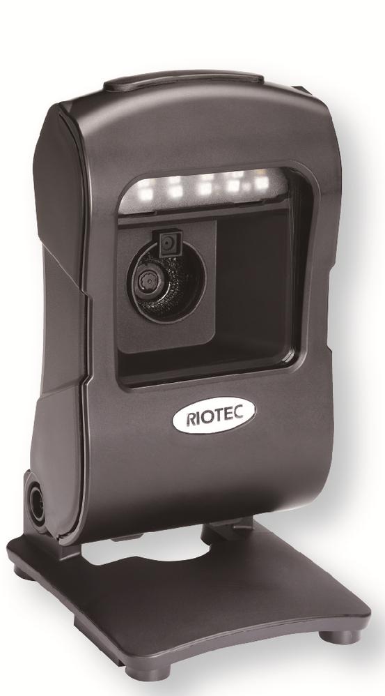 RIOTEC Desktop 2D barcode scanner OM7520J, QR barcode reader