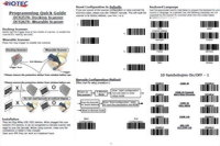 DC9257A / DC9267A Mobile Barcode Scanner-1D ultra long range CCD