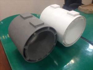 电动汽车水冷电机壳