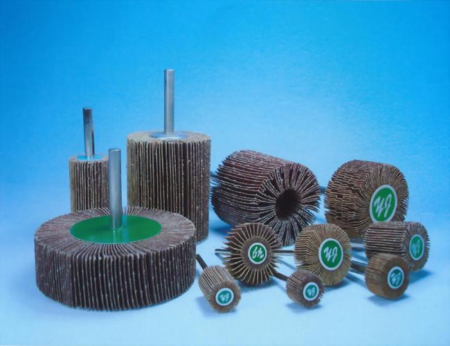 带柄砂布轮