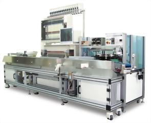 Automatic Coil Production Line