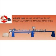 AP902 / AP903 : Venetian Blind Making Machine
