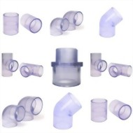 13-02-Clear PVC Fittings