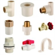 13-03-CPVC ASTM 2846 Fittings