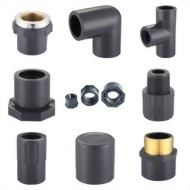 13-06-UPVC ASTM Schedule 80 Fittings
