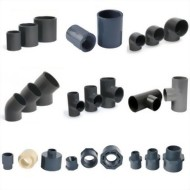 13-07-UPVC DIN PN16 Fittings