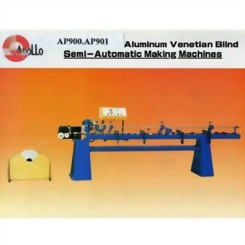 AP901 / AP900 : Venetian Blind Making Machine