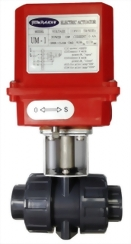 13-09-05- Electric Actuator True Union Ball Valves