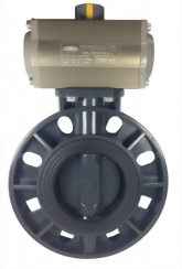 13-10-02-Pneumatic Actuator butterfly valve