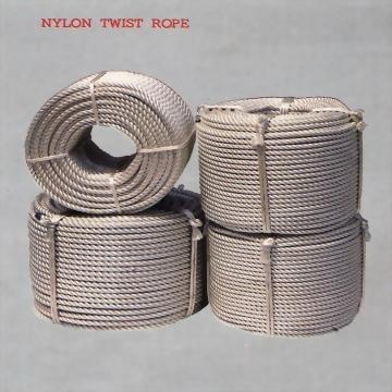 Nylon Twisted Rope