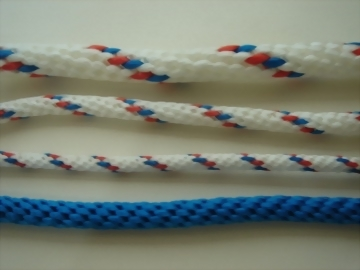 Solid Braided Sash Rope
