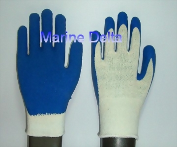 Nylon Palm Coating Gloves