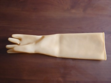 Natural Latex Glove