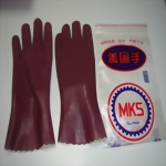 Rubber Gloves with Liner