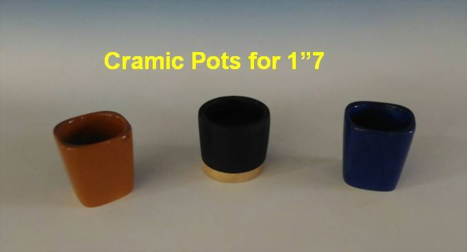 Cramic Pots for 1